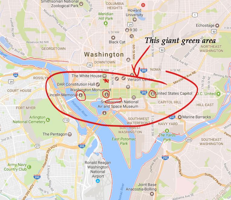 Click through for google maps