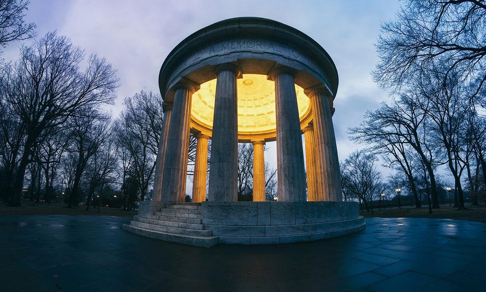 War Memorial (Click through for google maps location)