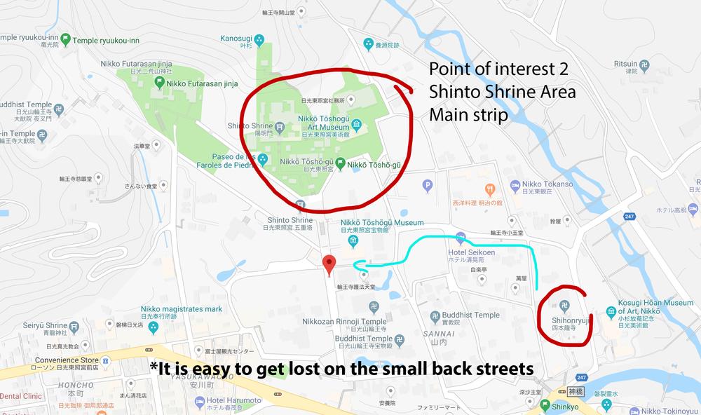 """(Coordinates:36°45'19.9""""N 139°35'59.2""""E) Click through for google maps."""