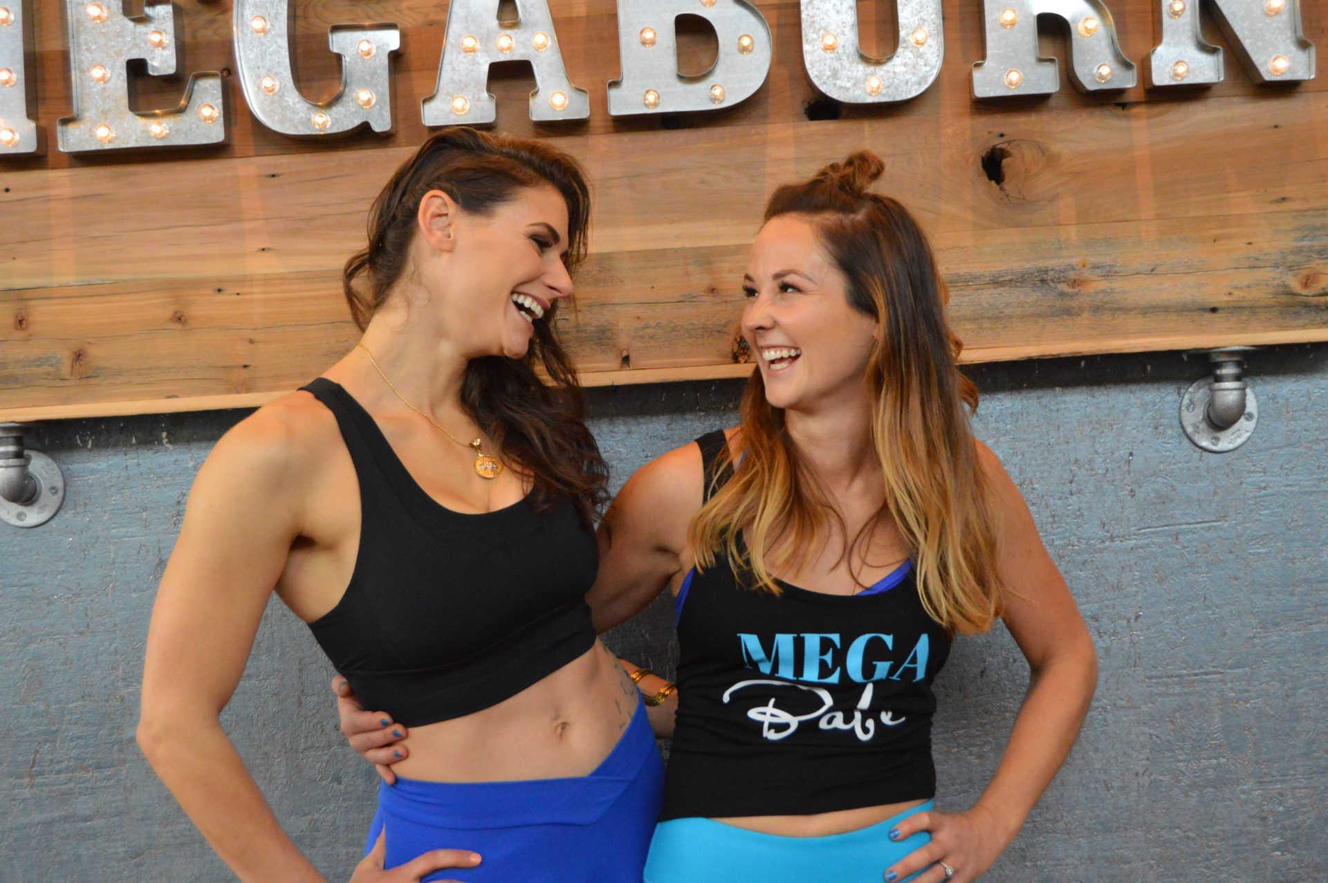 Living Well with Carolynn + Ellie of MegaBurn Fitness — Garden Bar