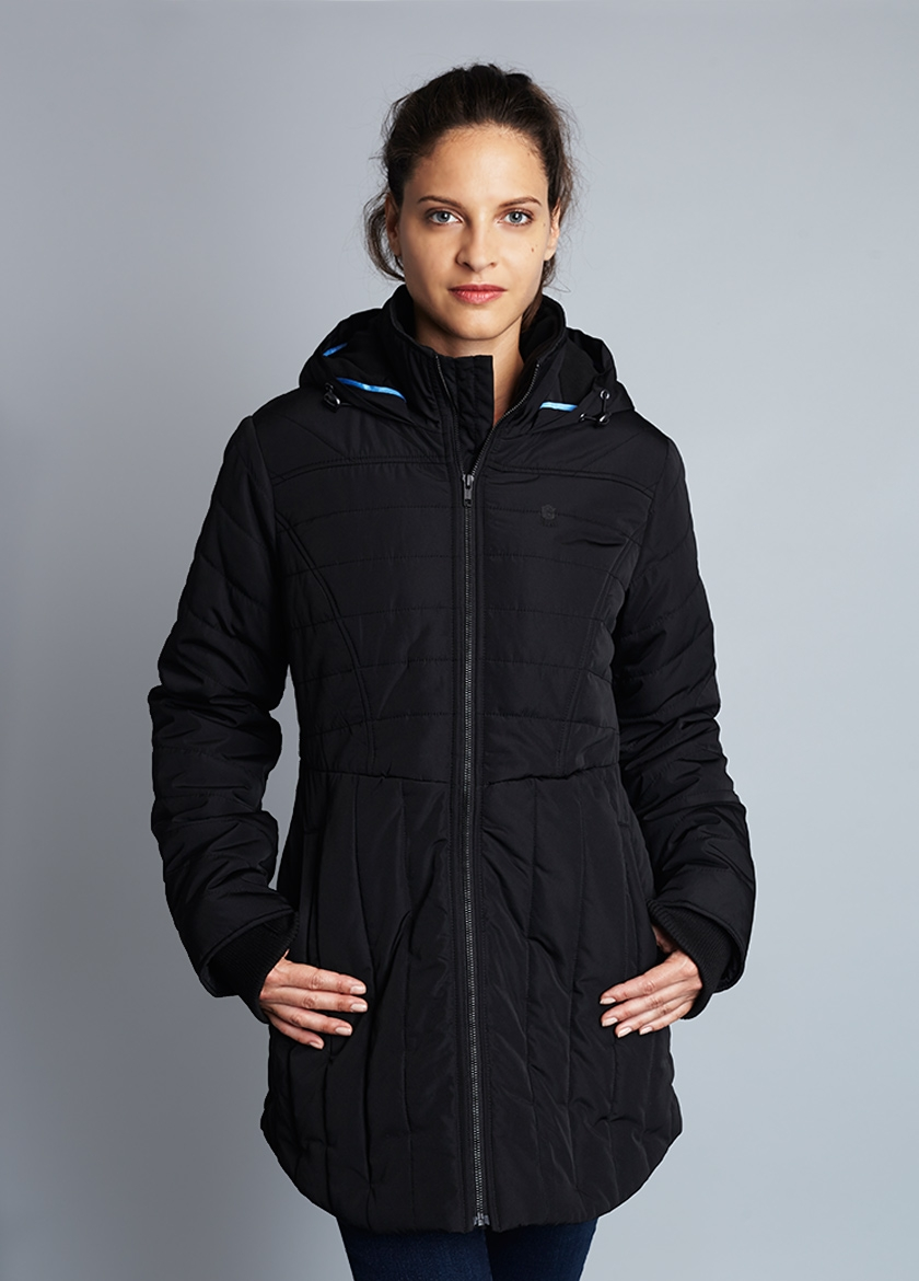 Baltic Jacket with Inside Illustration