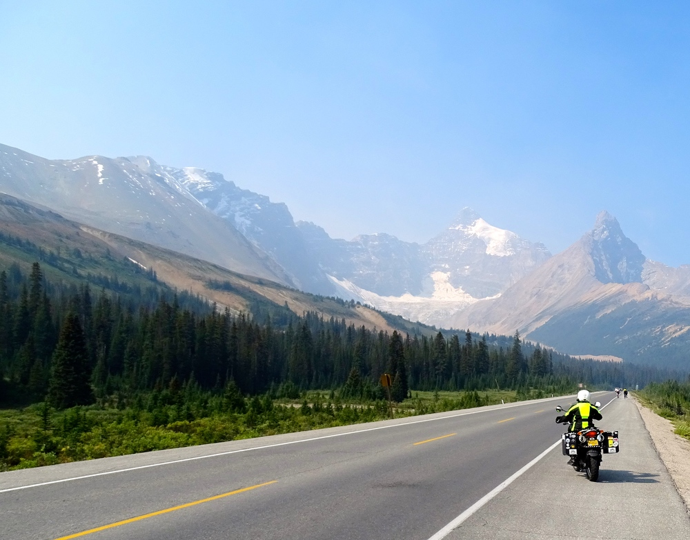 Day Ride to Jasper