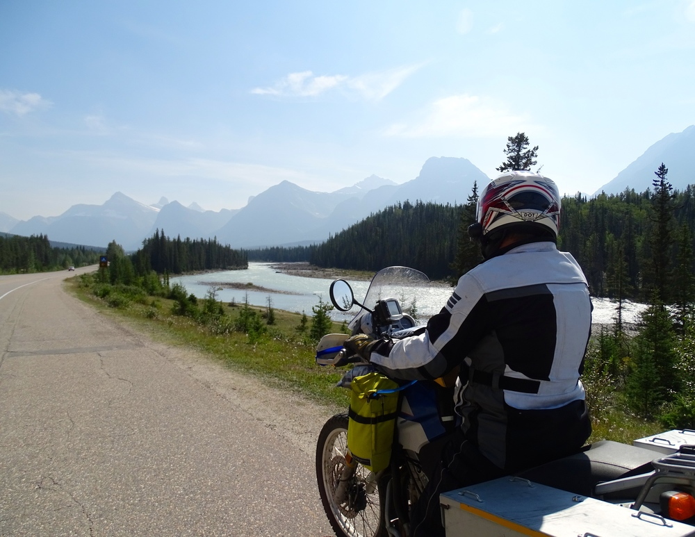 More of Day Ride to Jasper