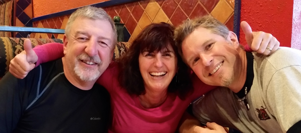 Keith, Jalene, Loni