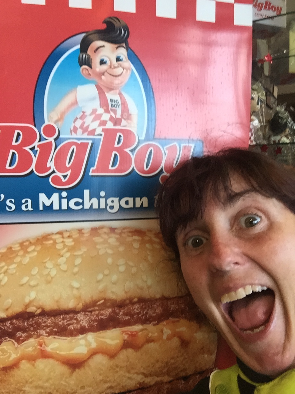 Yay! Big Boy is alive in the midwest!