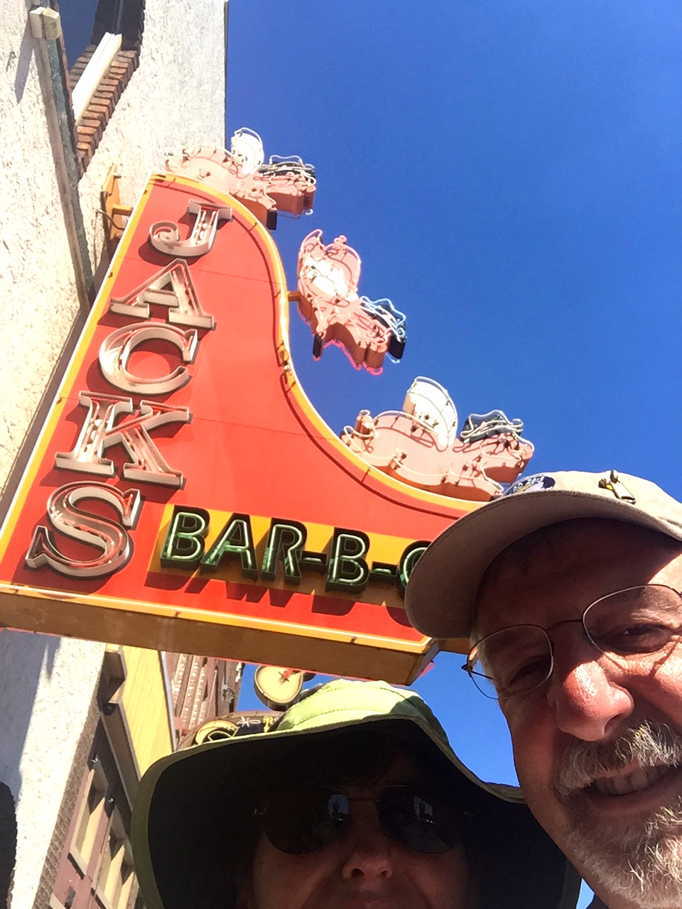 Jack's BBQ!
