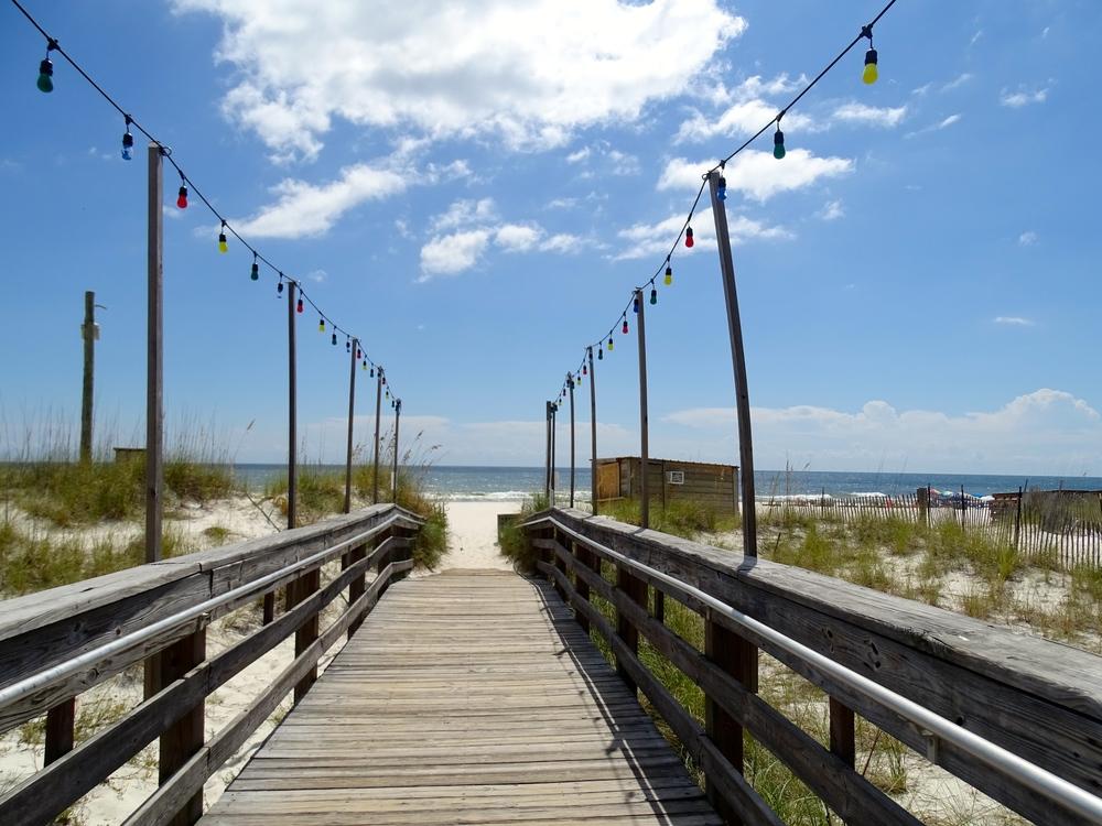 The Gulf Coast!