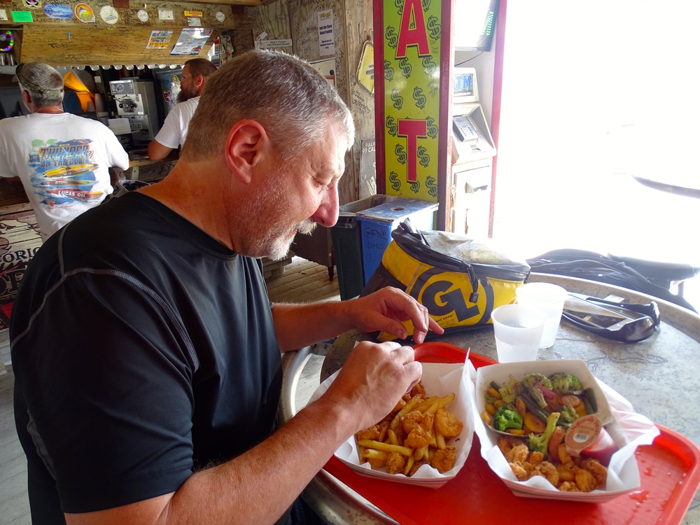 Flora-Bama Lunch