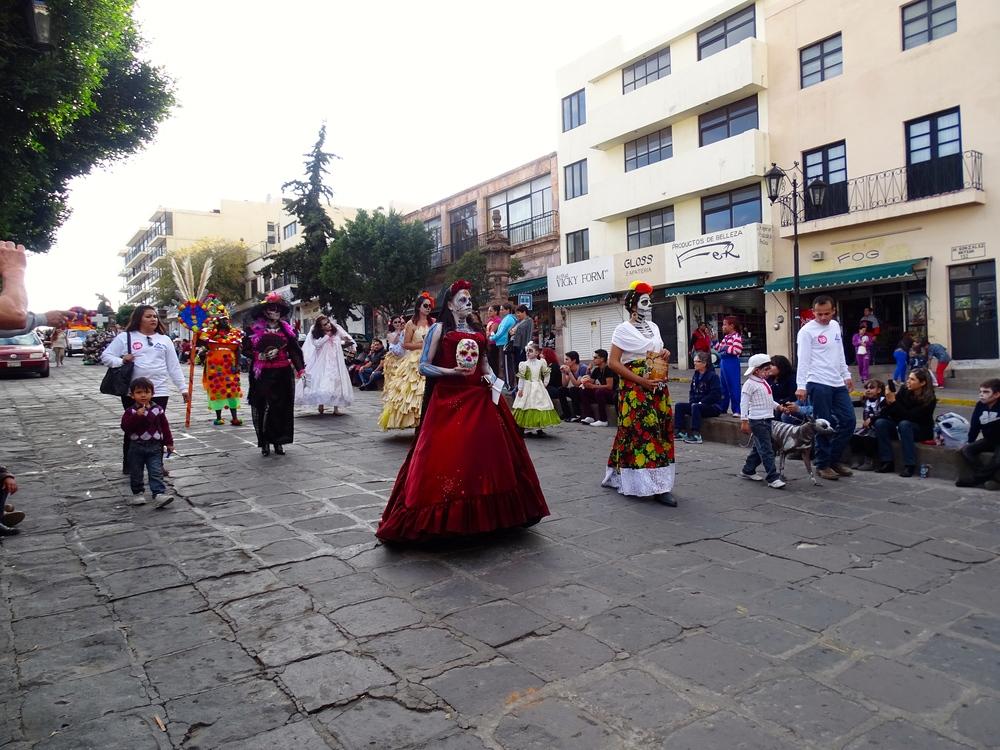 More Dias de los Muertes celebrations!