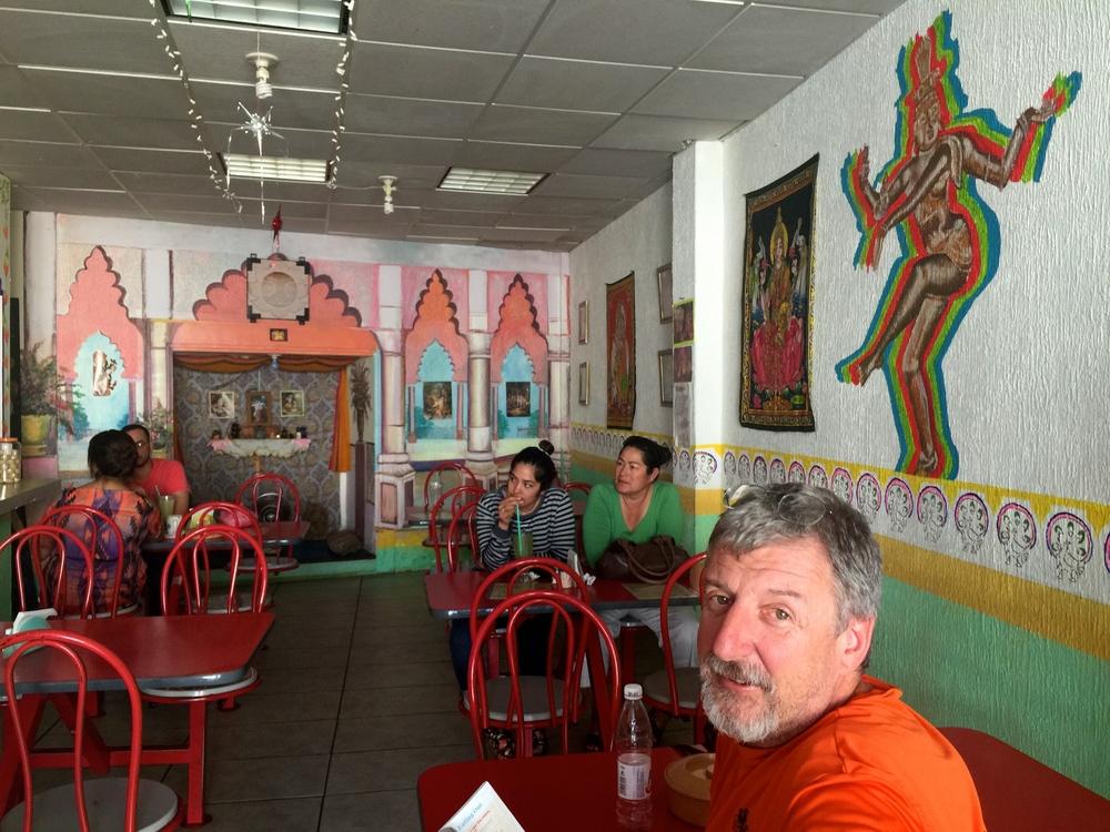 Yummy All-Veg Little Restaurant!