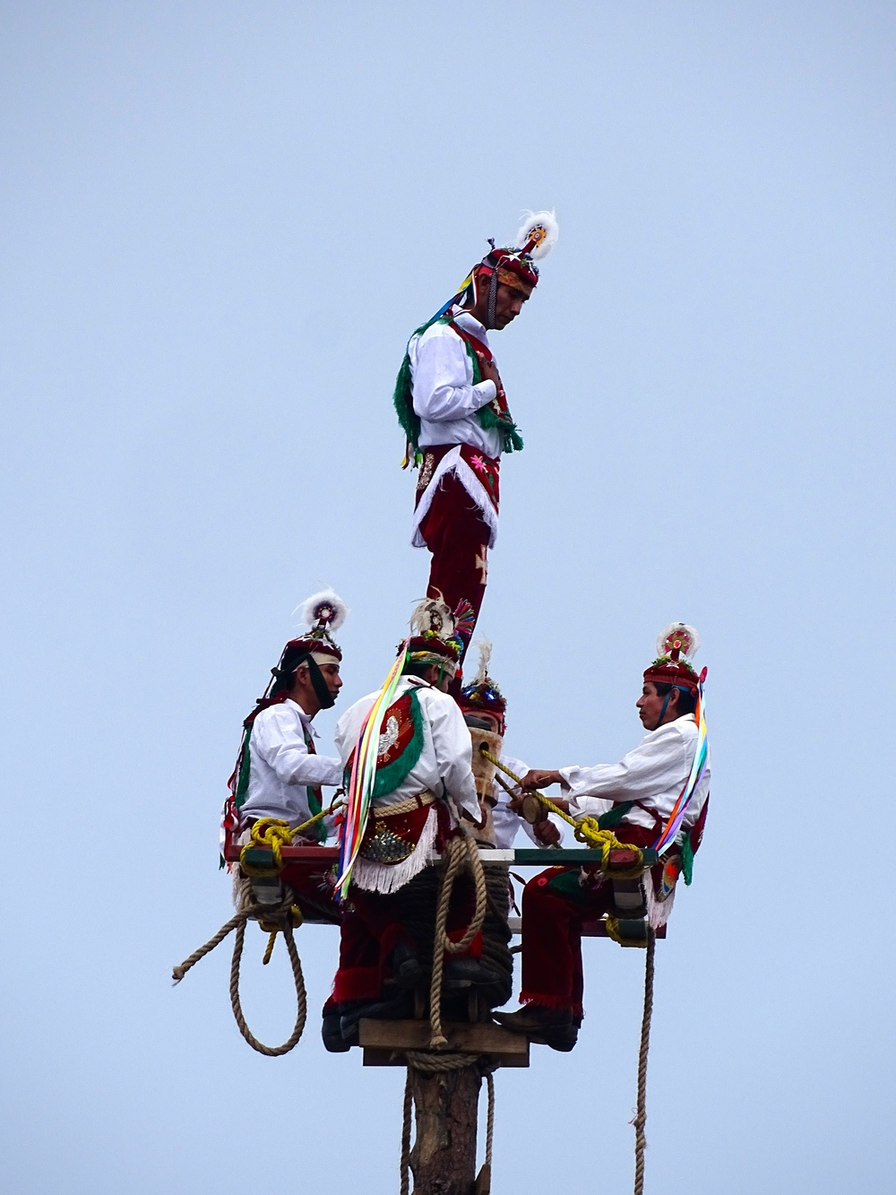 Voladores (Flying Men!)