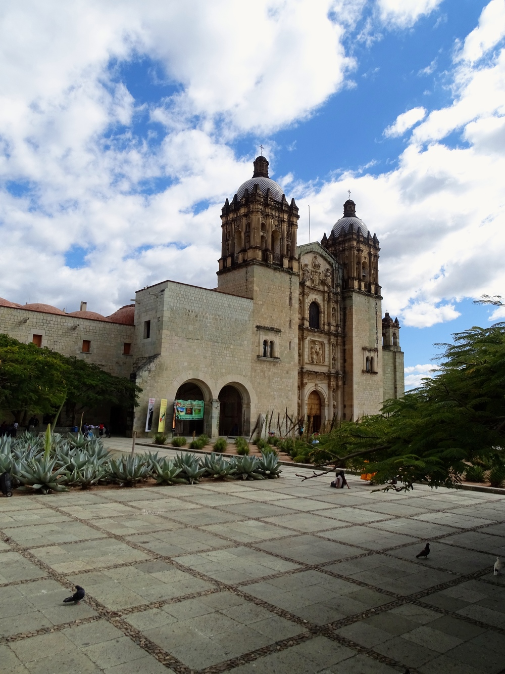The next several shots are from our exploration of Oaxaca.