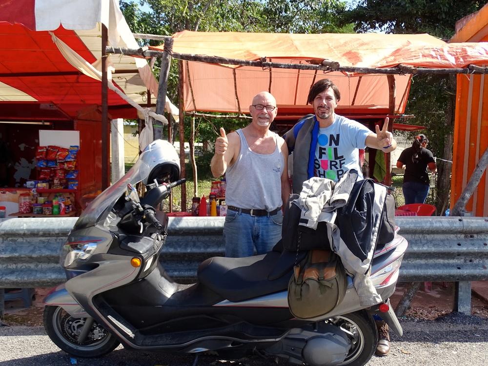 Fellow bikers we met along the way.
