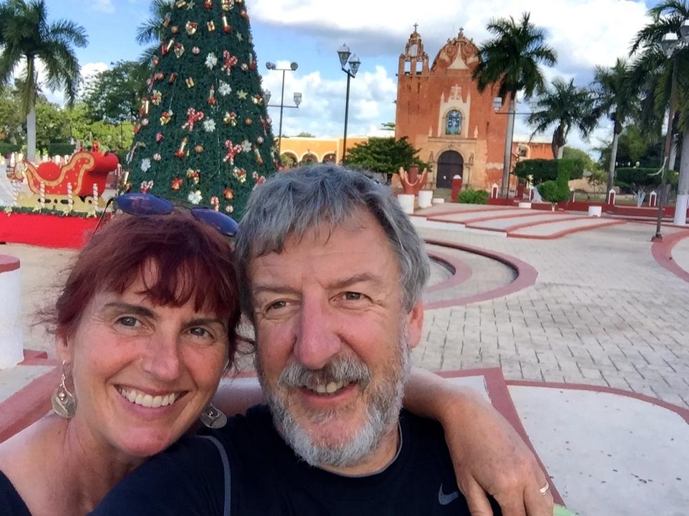 Christmas selfies galore.