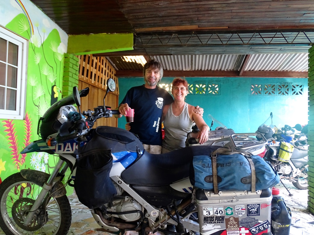 Bamboo Hostel in David, Panama