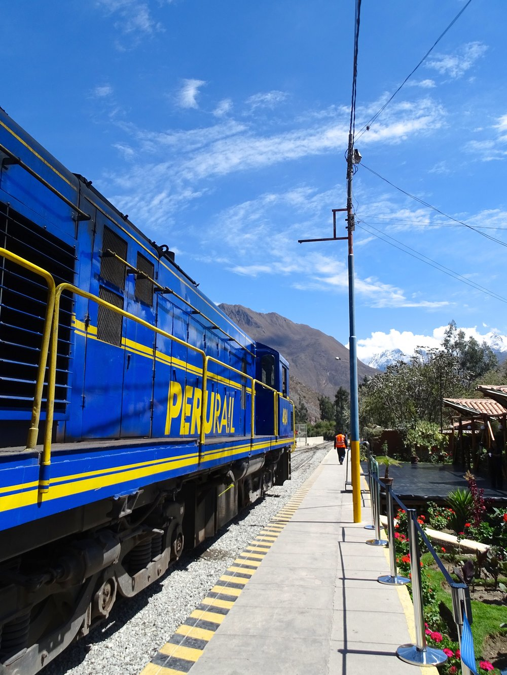 The Perurail Hiram Bingham Express to Machu Picchu