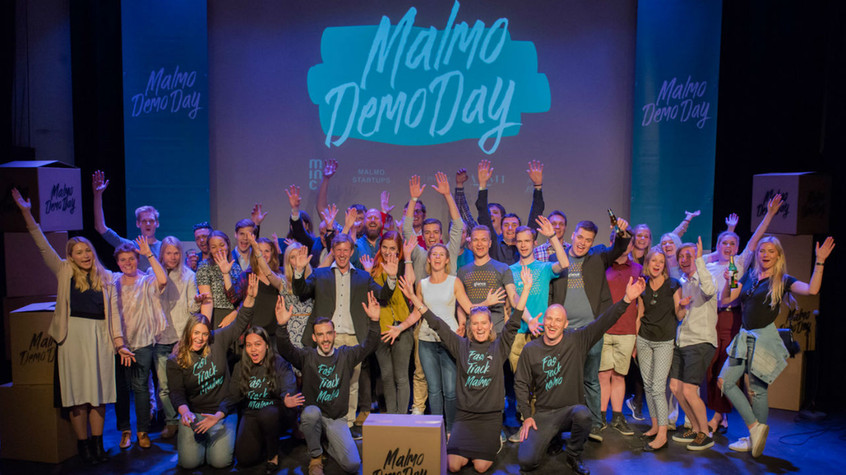 Demo Day, 2016