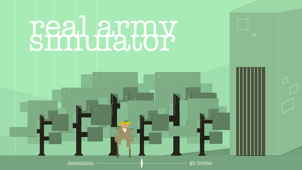 Real Army Simulator