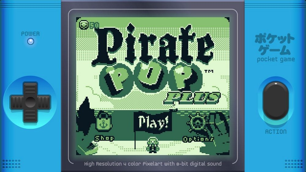 Pirate Pop Plus 3DS