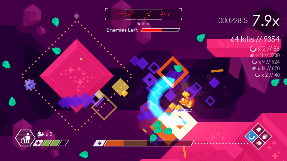 Graceful Explosion Machine 3