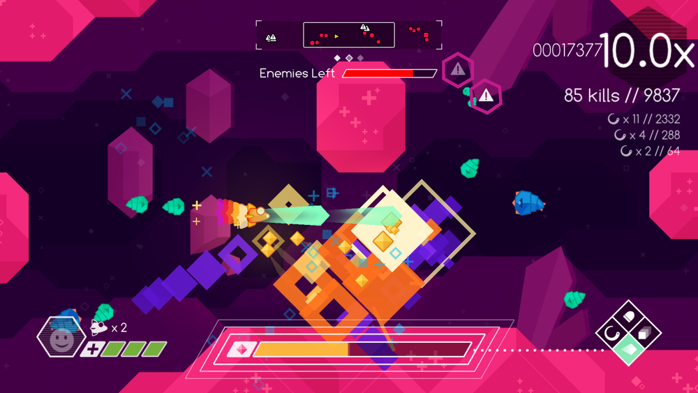 Graceful Explosion Machine 6