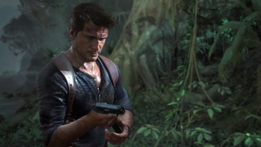 Did you play Uncharted 4 for the story?