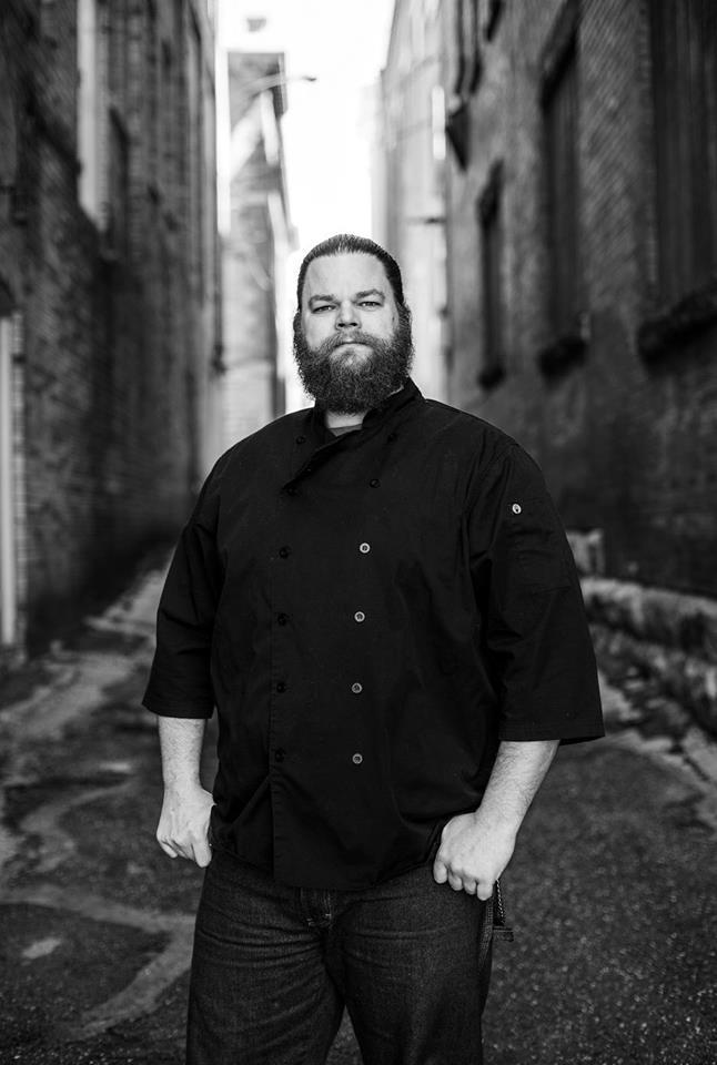 """Matt Welsch of the Vagabond Kitchen: """"Everyone deserves good food."""""""