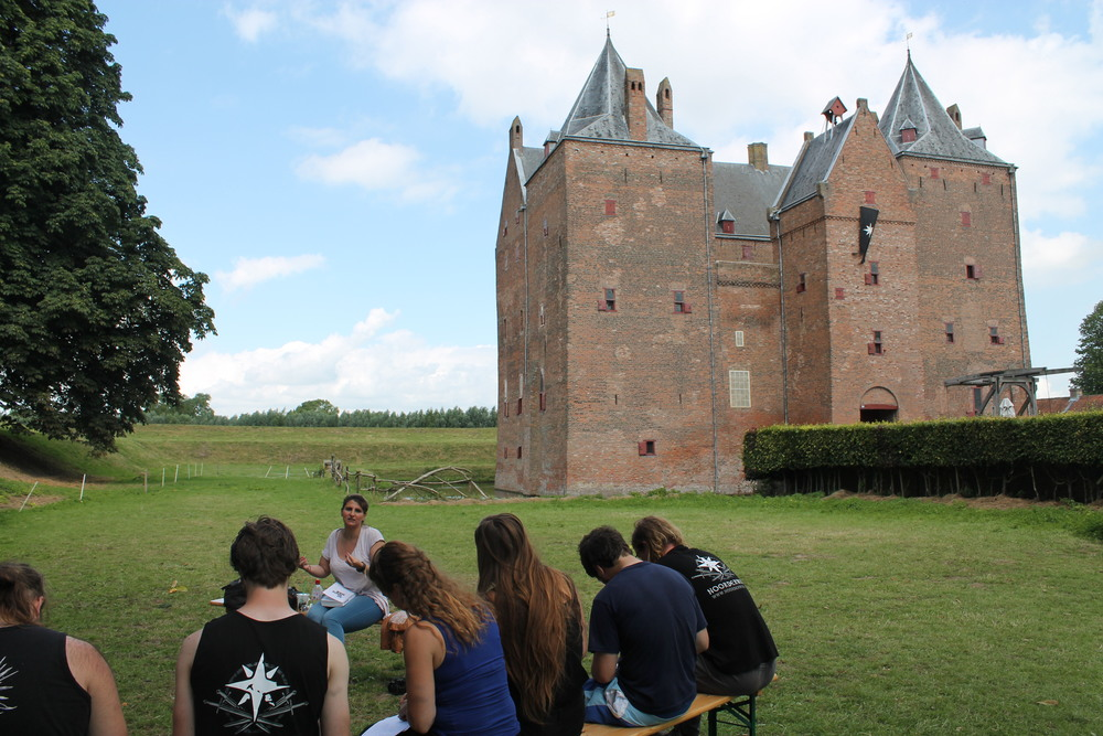 Introduction to The Los Angeles Method Acting Workshop at the Noorderwind Retreat at the Loevestein Castle.