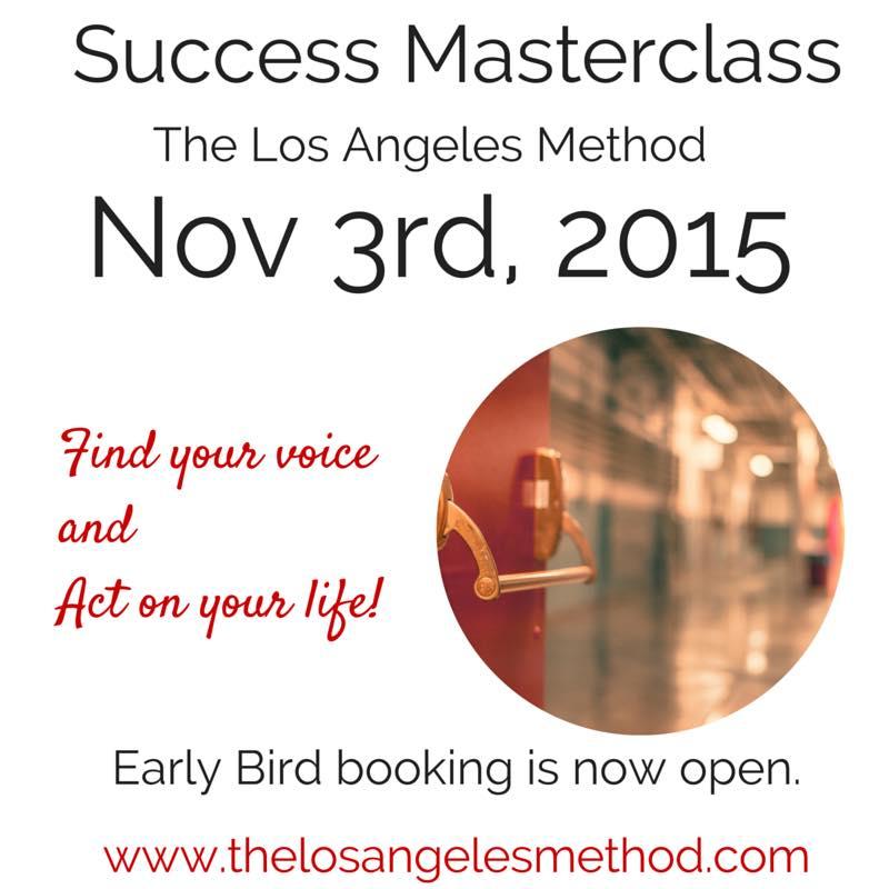 http://www.thelosangelesmethod.com/success-masterclass