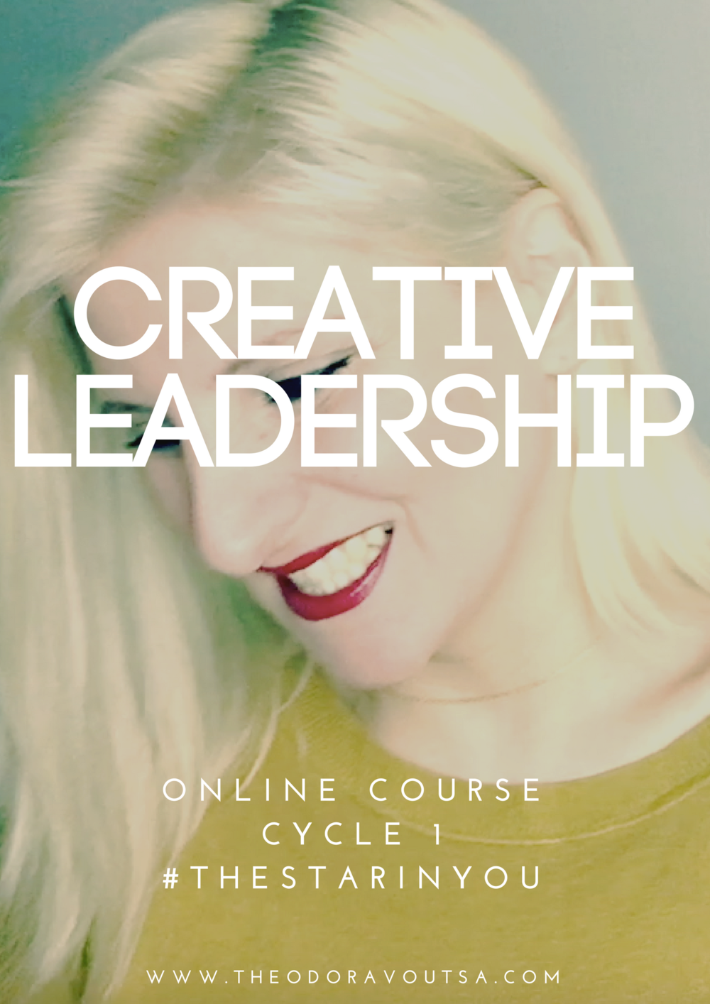 "click here to get the course ""creative leadership"""