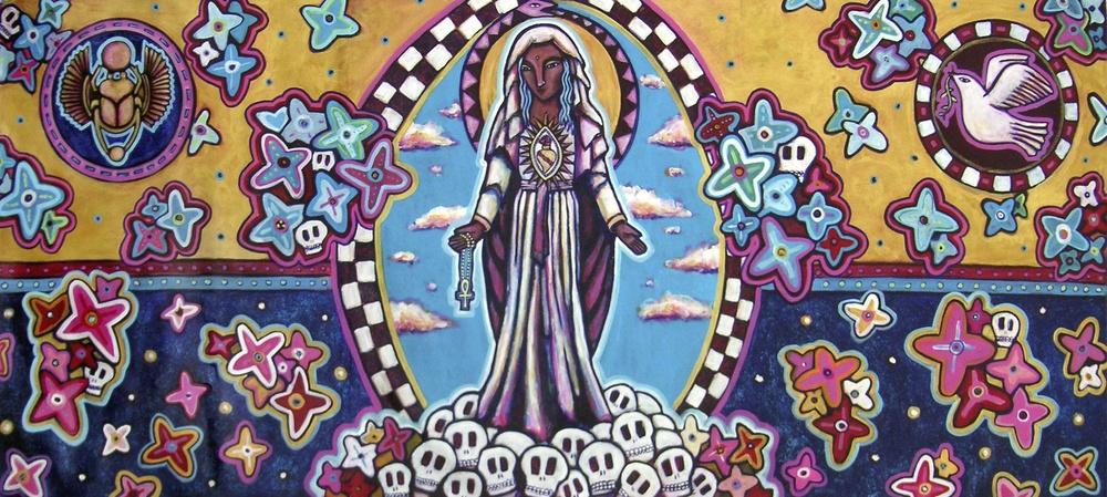 Sacred Goddess