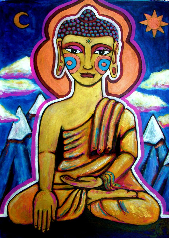 Crestone Buddha
