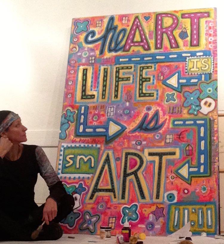 Art is Life is smArt