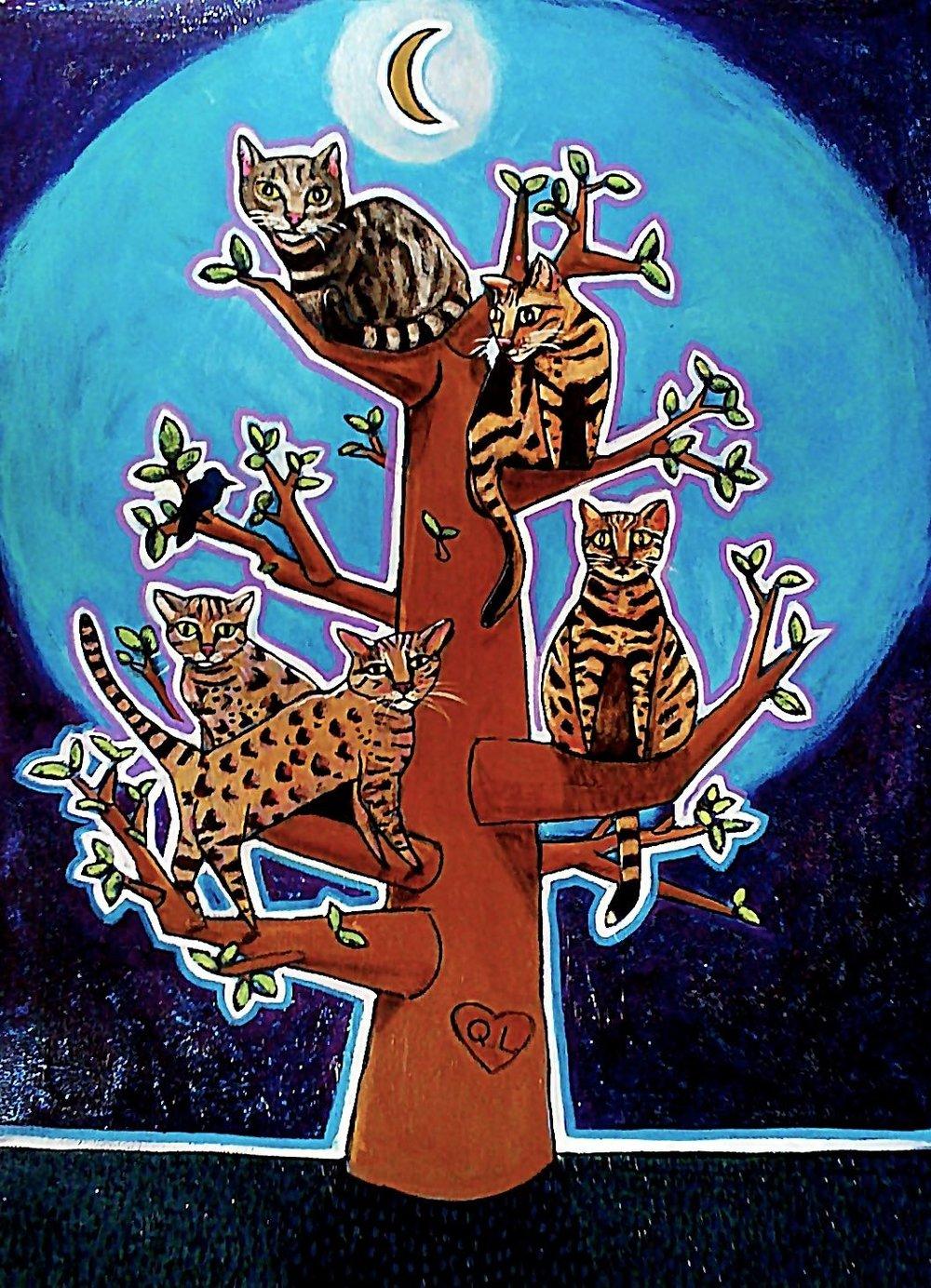 Bengal Tree