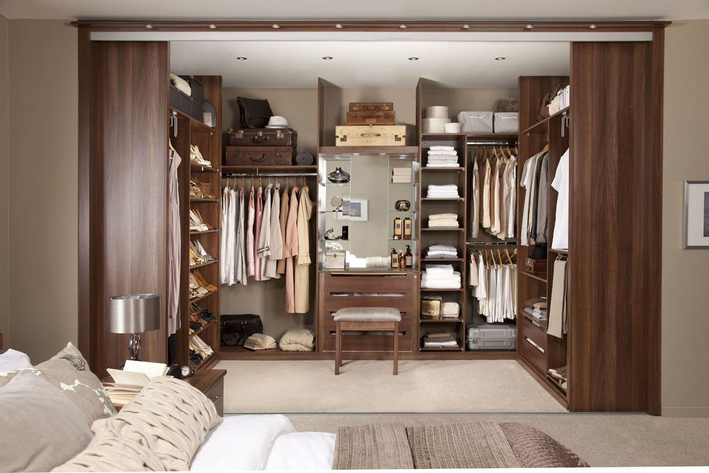 furniture-perfect-walnut-walk-in-closet-with-fancy-wooden-folding-door-and-vintage-dreesing-table-and-awesome-master-bed-28-luxury-ikea-walk-in-closet-design-inspiration.jpg