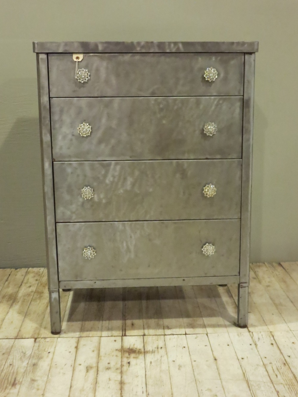 Steel Chest of Drawers