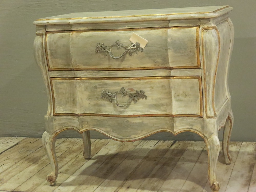 Pair of Painted 2 Drawer Chests