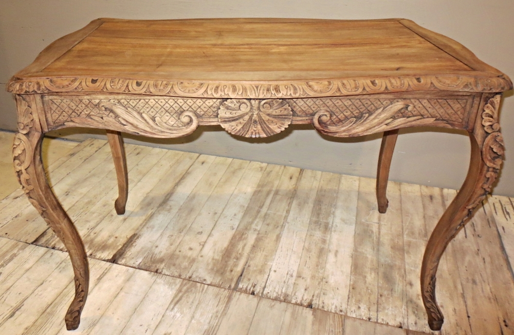 Louis XV Oak Table