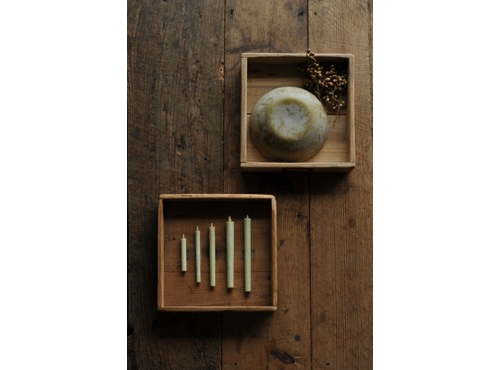 Candele lavorate a mano in Giappone | Daiyo | Spazio Materiae,  Napoli | Sumac, Haze tree | Cera naturale