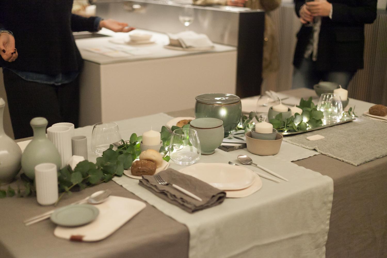 Set The Table Le Foto Dell Evento Spazio Materiae Showroom Di