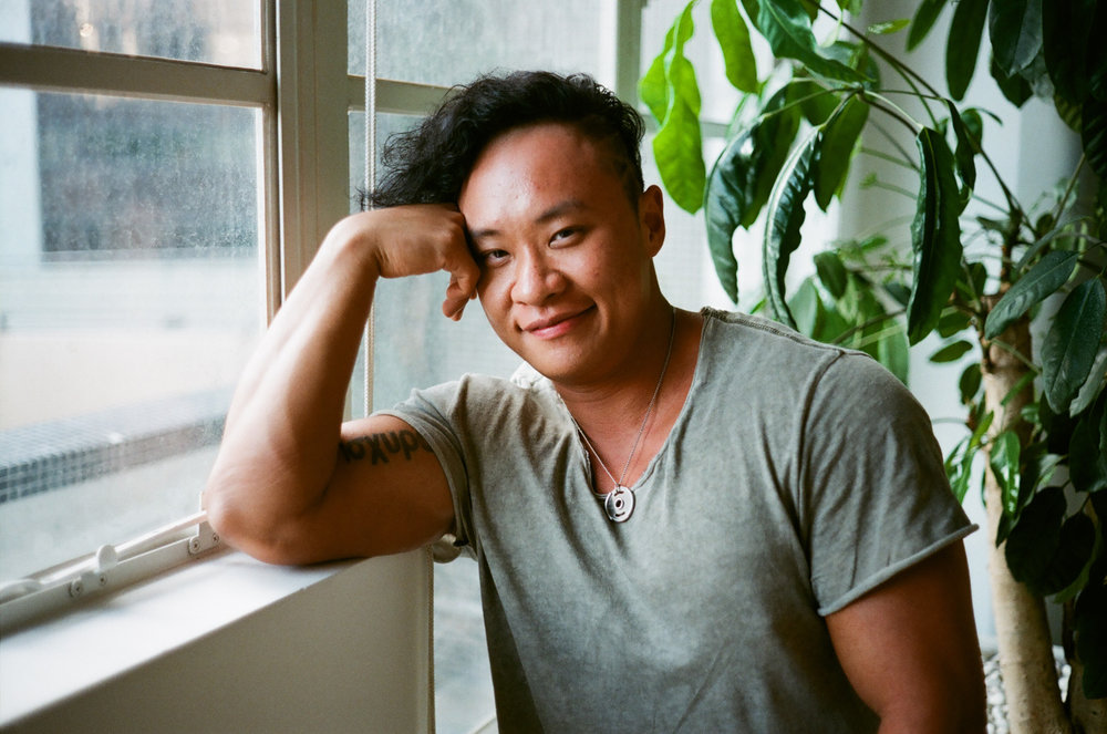 Muscle has no category: a conversation with genderqueer bodybuilder Siufung Law