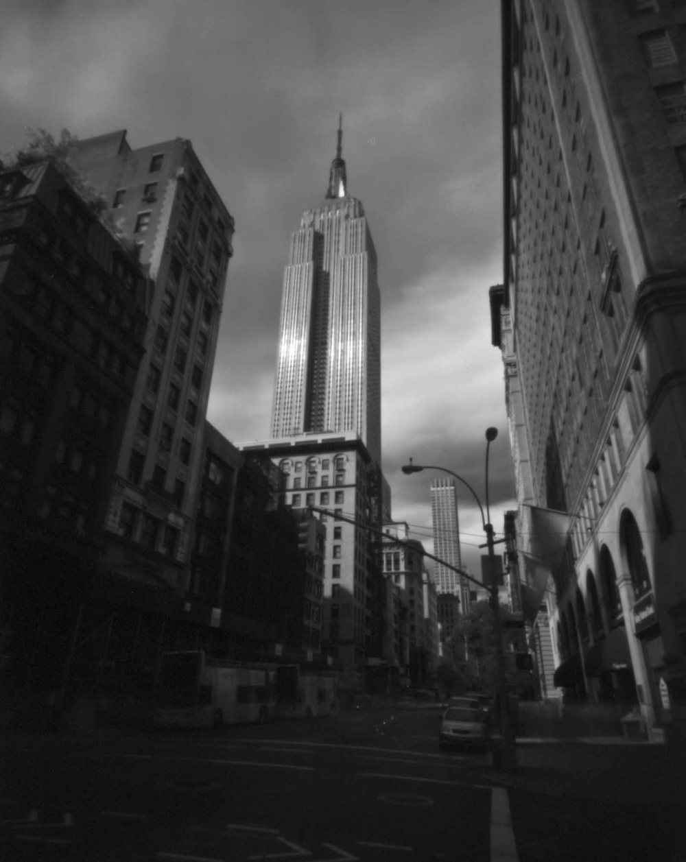 Empire State Building- 5th Ave.