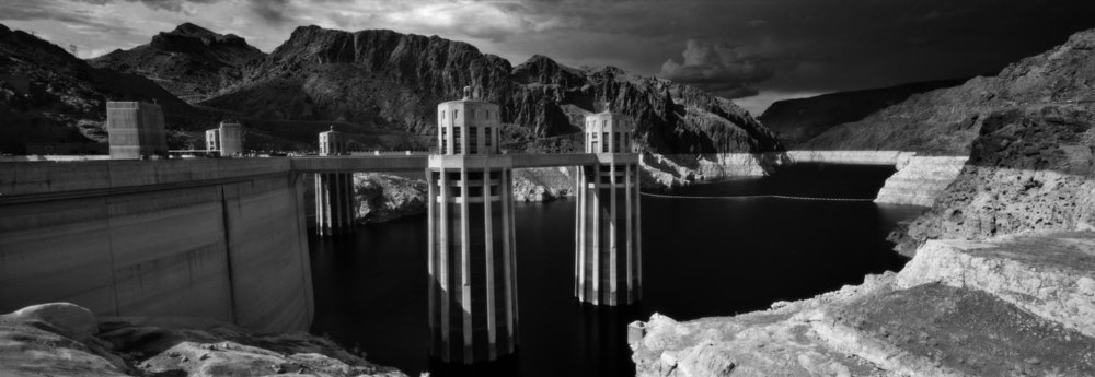 Arizona Intake Towers- Lake Mead