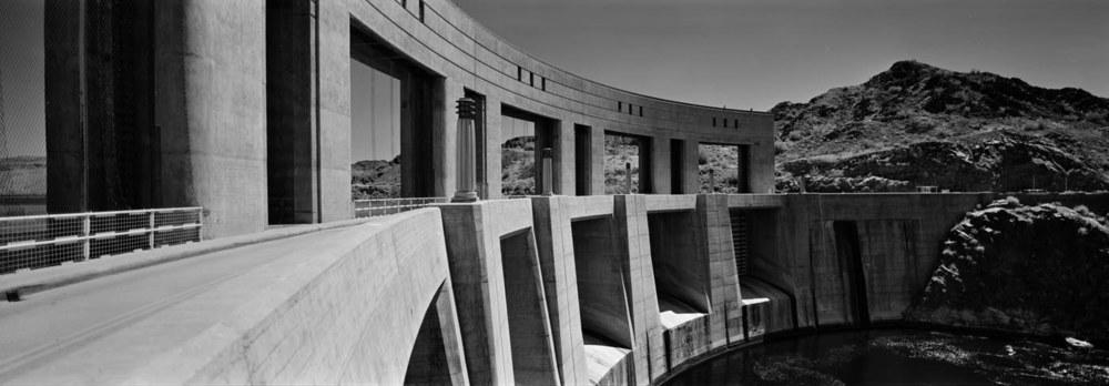 Parker Dam (Panoramic)