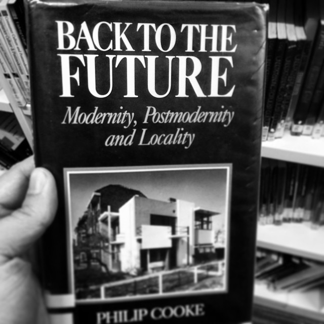 Always read the book first... #backtothefuture #postmodern