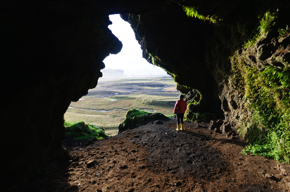 Loftsalahellir Cave, South Iceland. Initially captured by  @almighty_jayrod with final touches by me.