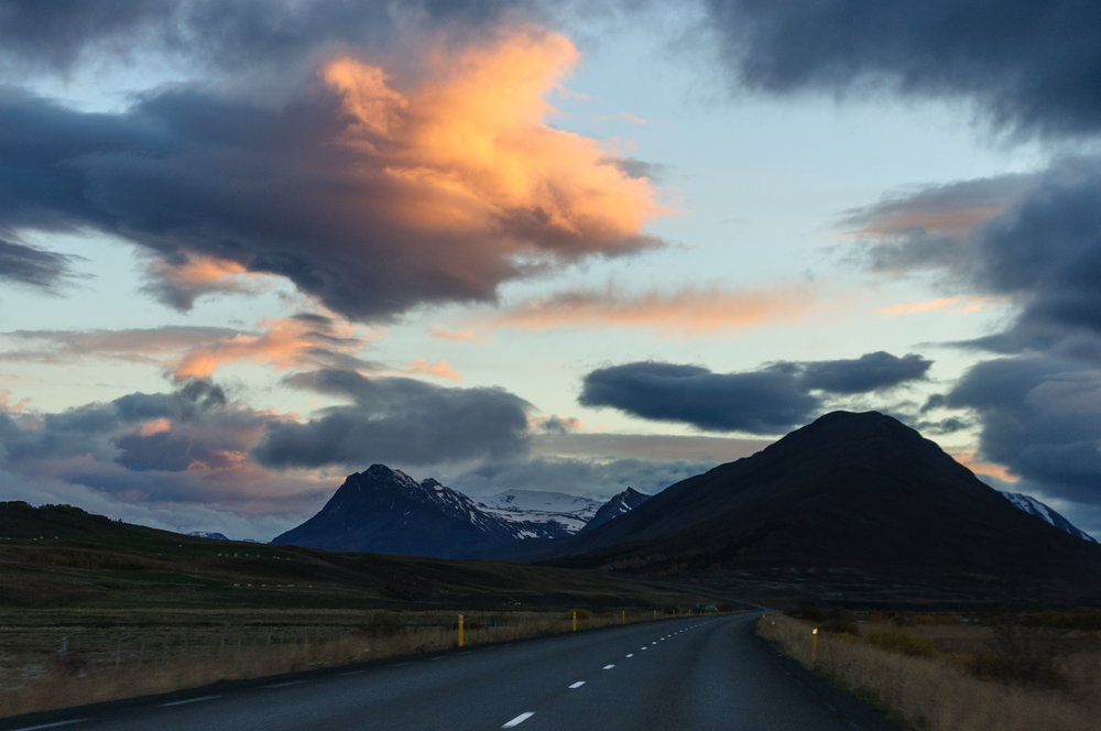 Roads of Iceland October 2015