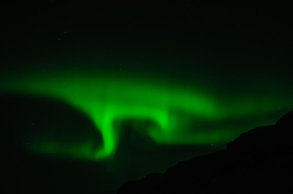 Aurora Borealis, Iceland October 2015
