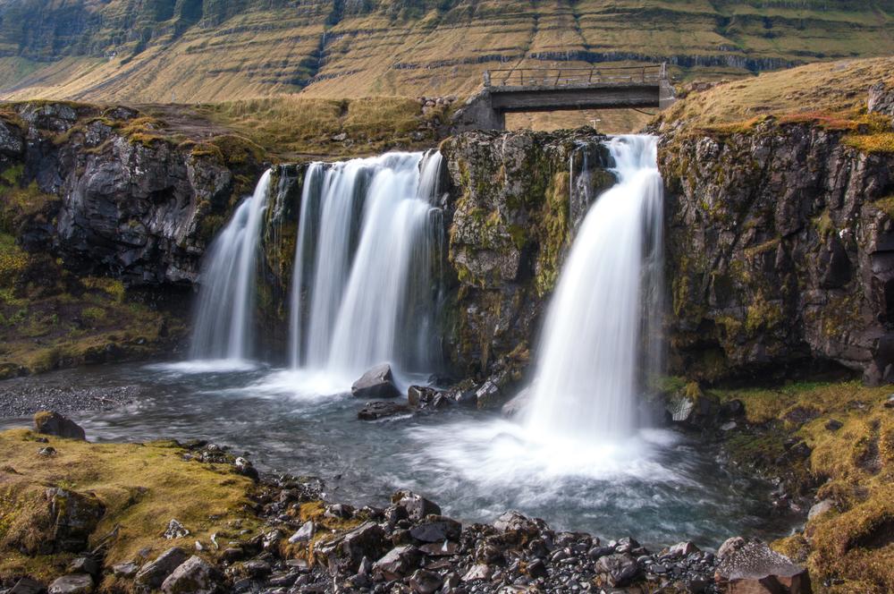Kirkjufellsfoss, Western Iceland October 2015