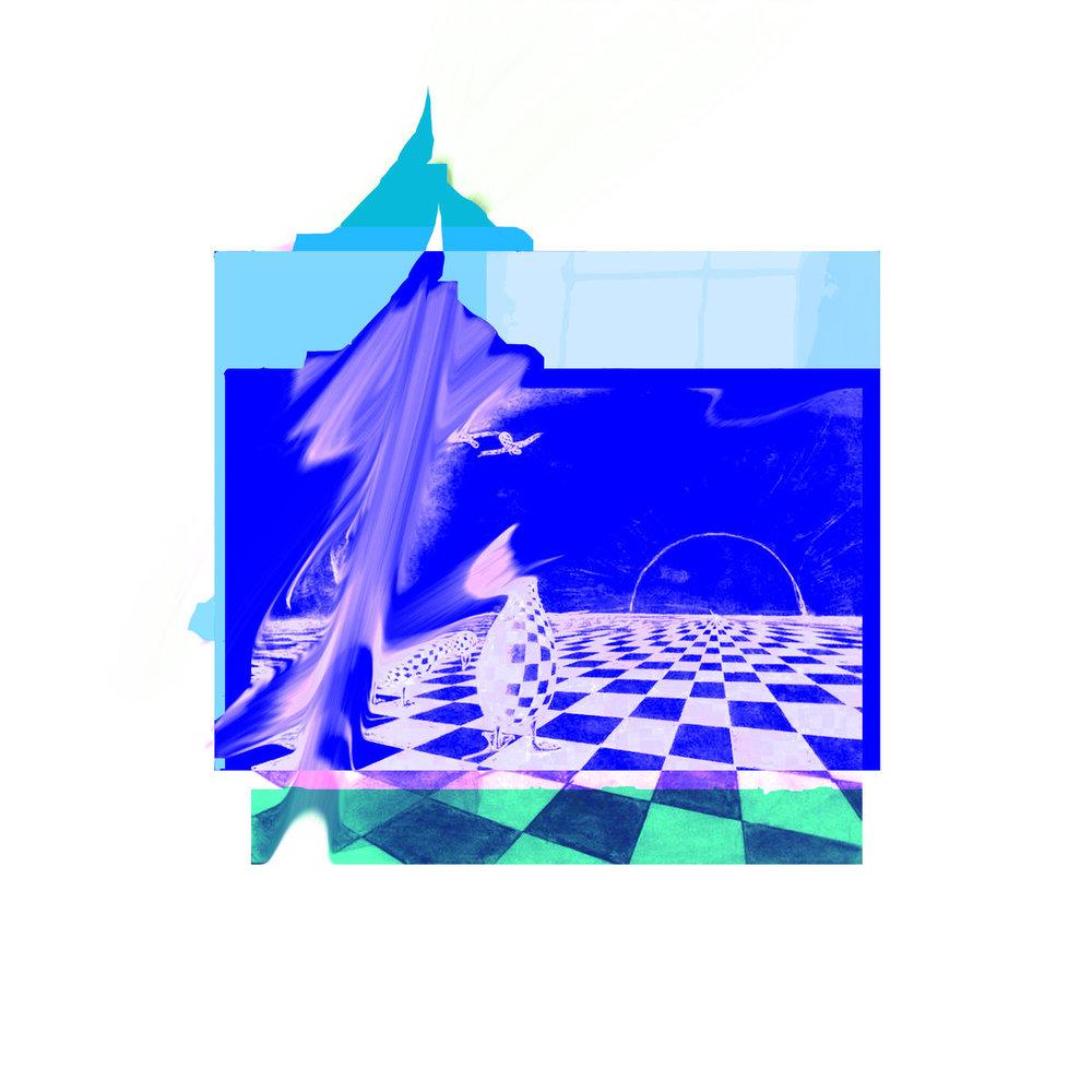 Blue Sea Album Art Front